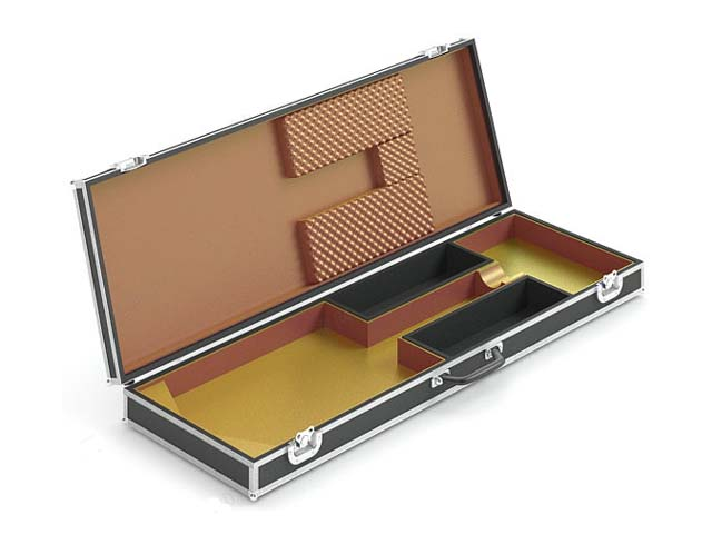 Luggage case 3d rendering