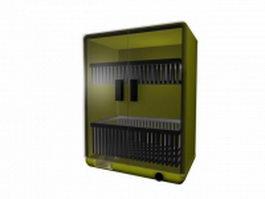 Kitchen sterilizer 3d preview