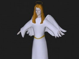 Archangel Michael 3d preview