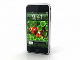 iPhone G1 3d preview