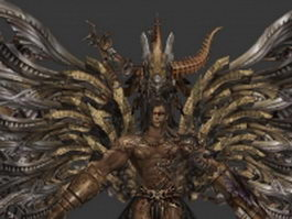 Undying - Final Fantasy XII 3d model preview