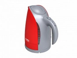 Bosch electric kettle 3d preview