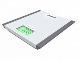 Zelmer kitchen scale 3d preview