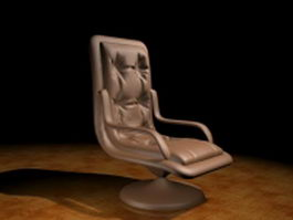 Executive office chair 3d preview