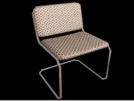 Bauhaus cantilever chair 3d preview