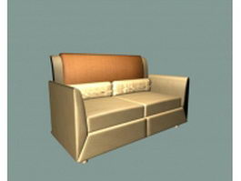 IKEA loveseat 3d preview