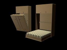 Murphy beds 3d preview
