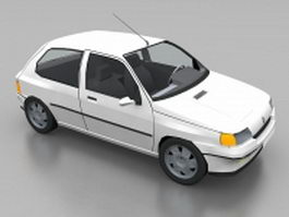 Renault 5 Turbo hatchback 3d preview