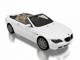 BMW Z4 2-seater roadster 3d preview