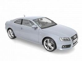 Audi S5 compact car 3d preview