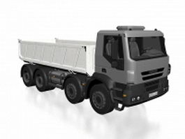 Iveco EuroStar heavy-duty truck 3d preview
