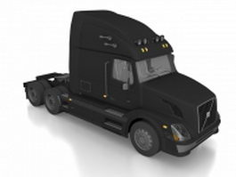 Volvo VN truck 3d preview