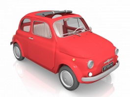 BMW Mini Cooper 3d preview