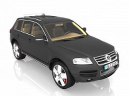 Volkswagen Touareg SUV 3d preview