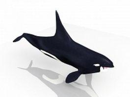 Tiger shark 3d preview