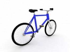 BMX bike 3d preview