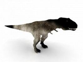 Pachyrhinosaurus dinosaur 3d model preview