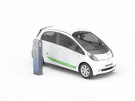 Mitsubishi i-MiEV 3d preview