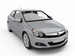 Opel Adam 3d preview