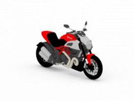 Ducati Desmosedici RR 3d preview
