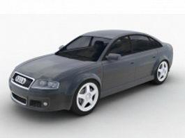 Audi RS6 quattro 3d preview