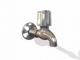 Bathroom faucet 3d preview