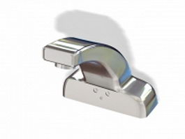 Bathroom sink faucet 3d preview