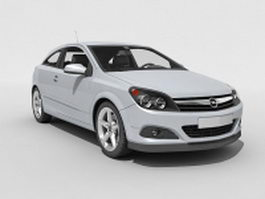 Opel Astra GTC 3d preview