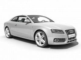 Audi S5 Sportback 3d preview