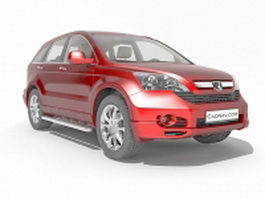 Honda CR-V SUV 3d preview