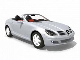 Mercedes-Benz SLK-Class 3d model preview