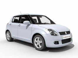 Suzuki Swift Car 3d preview
