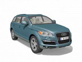 Audi Q7 3.0 TDI quattro 3d preview