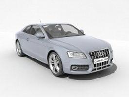 Audi S5 car 3d preview