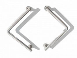 Commercial door pull handles 3d preview