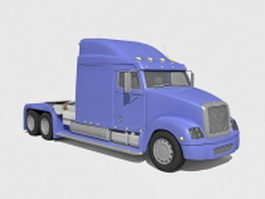 Tractor-Trailer truck 3d preview