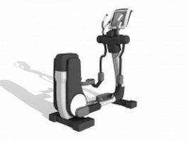 Stepper exercise machine 3d preview