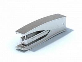 Paper stapler 3d model preview