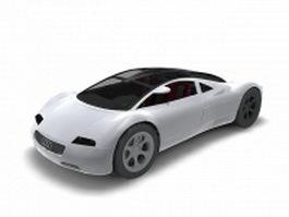 Audi concept car 3d preview
