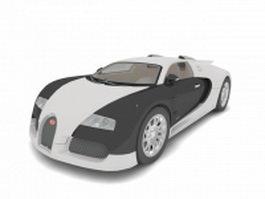 Bugatti Veyron 3d preview