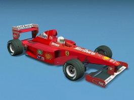 Ferrari F399 3d preview