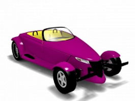 Plymouth Prowler 3d preview