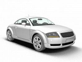 Audi TT 3d preview