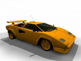 Lamborghini Diablo GT 3d preview