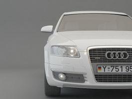 Audi A6 3d preview