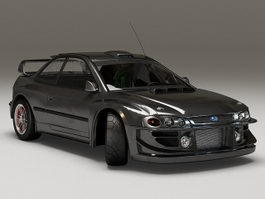 Subaru Impreza WRX 3d preview