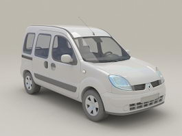 Renault Kangoo MPV 3d preview