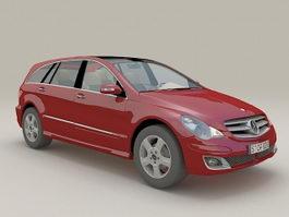 Mercedes-Benz R-Class 3d preview