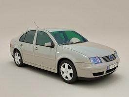 Volkswagen Vento 3d preview