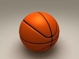 Basketball Ball 3d preview